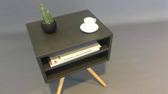 mdf-mööbel