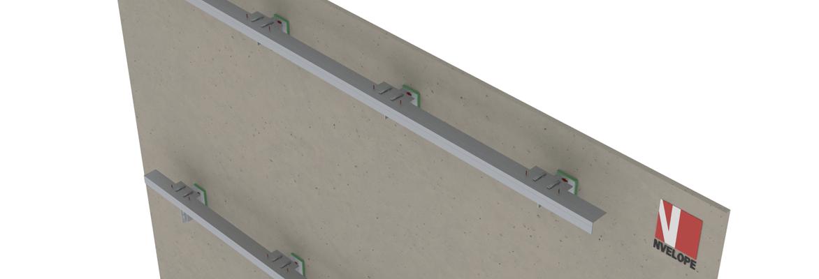 NH2-fassaadi-kinnitussüsteem