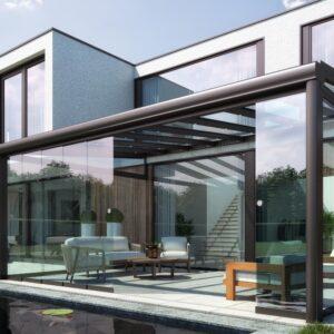 Varikatus terrassile